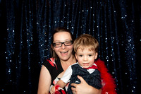 Kristi's and Jonathan's Photo Booth